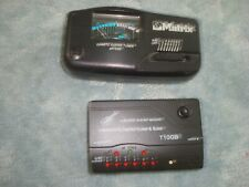 1 MATRIX GUITAR TUNER + 1 TUNER FOR GUITAR & BASS