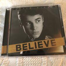 Justin Bieber, Believe , CD
