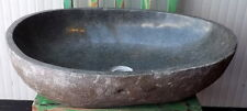 Lavandino in pietra di fiume cm 60x40/ 50x40 ORDINA in Ebay vai categoria LAVAND