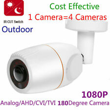 2.0MP 1080p Outdoor indoor camera TVI CVI AHD Analog Dome Night Security Camera