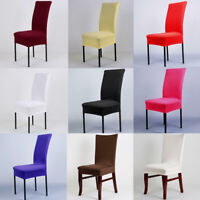 Stretch Dining Chair Covers Chair Protector Slipcover Wedding Home Decor Spandex