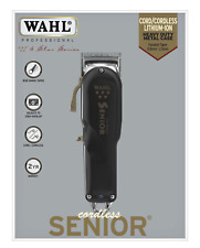 WAHL CORDLESS SENIOR 5 STAR LITHIUM-IONEN HAARSCHNEIDEMASCHINE 0,8MM - 4 1/2MM