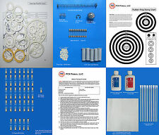 1979 Bally Future Spa Pinball Deluxe Tune-up Kit - Includes Rubber Ring Kit!