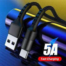 5A USB Type C Charging Cable Supercharge USB-C Charge Cable for Huawei Mate 20 P
