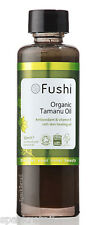 Fushi Cold Pressed 100% Pure Organic TAMANU OIL 50ml Antioxidant & Vitamin E