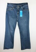 Millers Brand Blue Sits On The Waist Stretch Denim Jeans Size 10 BNWT #RC106