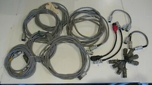 LOT Norman 900 Series Extension Cables 20' 25' & Y Splitters for LH2400 LH2000
