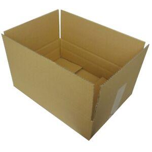 Faltkarton 350x250x100 mm optimiert für den DHL Päckchenversand bis 2 kg