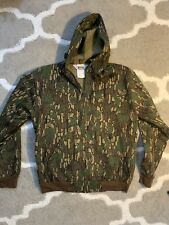Vintage Muleskins Camo Jacket Size Large Made In The USA