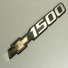 New GM Chevy 1500 Silverado Suburban Express OEM Bowtie Emblem Nameplate 99-07