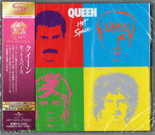 QUEEN-HOT SPACE-JAPAN SHM-CD E50