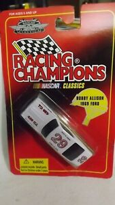 Racing Champions Nascar Classics 1969 Ford Bobby Allison  Stock Car 1/64 Scale