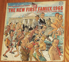 VINYL LP Bob Booker & George Foster - The New First Family 1968 - A Futuristic