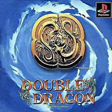 Double Dragon Playstation PS Import Japan PSX