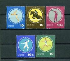 DDR 1133/7** - WM Fünfkampf