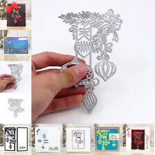 HOT Metal Cutting Dies Stencil DIY Scrapbooking Embossing Album Paper Card Craft