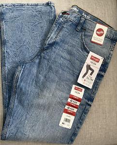 Wrangler Boys Adj. Waist Flex Five Star Slim Jeans  Size  16 Husky. NWT