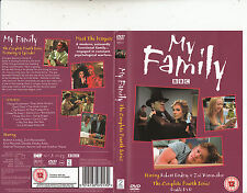 My Family-2000/11-BBC TV SeriesvUK-[The Complete Fourth Season:2 Disc]-DVD