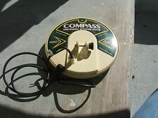 used 8 inch compass coil for x-70 or x-80 metal detector