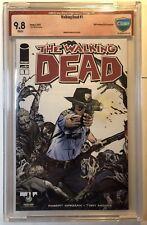 Walking Dead #1 Wizard World Portland 2013 Exclusive CBCS 9.8 signed M. Golden