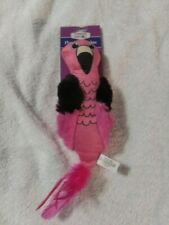 New listing Forever Pals Flamingo Kicker Catnip Filled Cat Toy - New