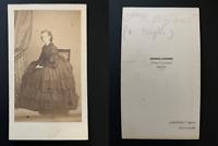 Bernoud, Naples, Marie-Isabelle de Habsbourg-Toscane, Comtesse de Trapani Vintag