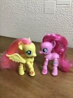 Hasbro 2015 My Little Pony G4 Explore Equestria Pinkie Pie & Fluttershy bundle