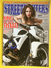 Streetfighters Magazine - Issue 195 - May 2010 - Performance & Custom Bikes