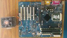 Shuttle AN35N-400 462(A) NVIDIA nForce2  AMD Motherboard with CPU, RAM, FAN