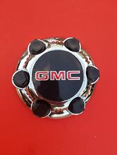 1 NEW CHROME GMC Sierra Yukon XL 1500 Denali, 6 Lugs Hub Center Cap, 7-1/4 inch