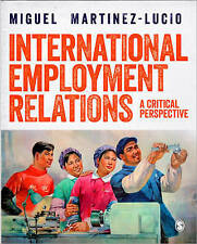 International Human Resource Management: An Employment Relations Perspective by…