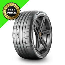 245-35-20 2453520 95Y CONTINENTAL SPORT CONTACT 6 HIGH PERFORMANCE TYRES NEW