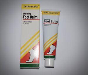 Laufwunder Red Moisturising Foot Balm (warming) 75ml Foot Cream