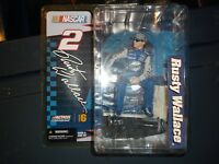 2005 RUSTY WALLACE 2 RUSTY SERIES 6 MCFARLANE FIGURE