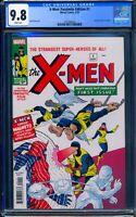 X-Men 1 (Marvel) CGC 9.8 White Pages Facsimile Edition Reprint