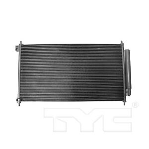 For A/C Condenser and Evaporator TYC 3965 for Acura ILX Honda Civic