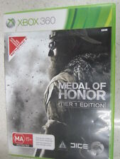 medal of honor Tier 1 edition xbox 360