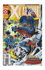 X-Calibre #1 (Mar 1995, Marvel) Enter Now The Age of Apocalypse
