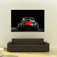 Poster of Ford Shelby AC Cobra Giant Huge 54x36 Inch Print 137x91 cm