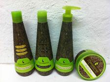 Macadamia Natural Oil 300ml Shampoo & Conditioner , Leave In + Mask Treatment