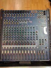 Yamaha Pro Audio Mixers for Recording & Live Sound