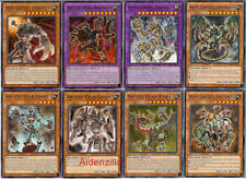 Yugioh Ancient Gear Deck - Ultimate Giant Howitzer Hydra Golem Dragon Chimera