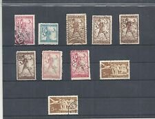 Jugoslawien Sammlung, große Steckkarte Briefmarken gestempelt,Michelwert € 70