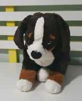 IKEA DOG PLUSH TOY STUFFED ANIMALTRI COLOUR  30CM