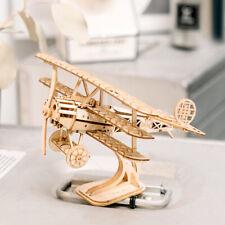 Robotime Tg301 Tri-Plane Wood Kit