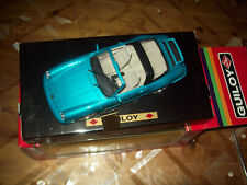 Guiloy- Porsche 911 carrera 4 targa scala 1/20