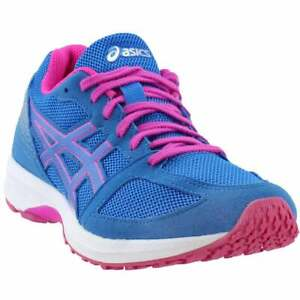 ASICS Lyteracer Ts 7 Womens Running Sneakers Shoes    - Blue