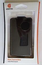 GRIFFIN Elan Convertible Case Flip Cover & Belt Clip For iPod Touch 4G 4th Gen