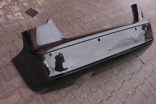 Audi A3 8P Stoßstange Stoßfänger hinten 4/5-Türer schwarz LZ9Y Sportback AHK