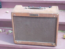Original Vintage Fender Vibrolux Amplifier 1950's
